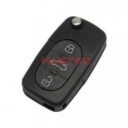 Carcasa Audi 3 butoane...