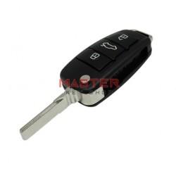 Carcasa Audi Q7 3 butoane...