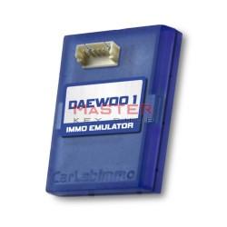 Daewoo 1 - IMMO OFF...