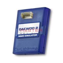 Daewoo 2 - IMMO OFF...