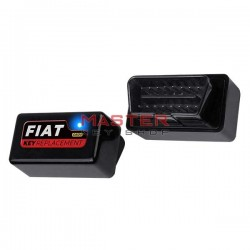 Fiat key replacement...