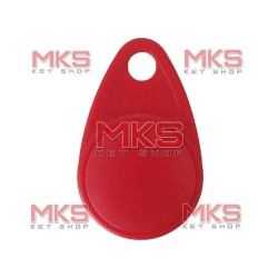 Tag interfon rosu ID 375 Khz
