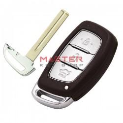 Carcasa Hyundai 3 butoane...